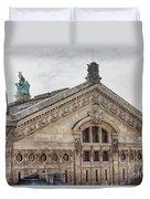 The Paris Opera Art Duvet Cover