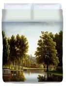 The Park At Mortefontaine Duvet Cover