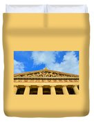 The Parthenon In Nashville Tennessee 2 Duvet Cover