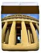 The Parthenon In Nashville Tennessee 3 Duvet Cover