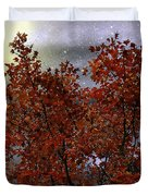 The Passion Of Autumn Duvet Cover