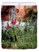 The Passion Of Summer Duvet Cover by RC DeWinter