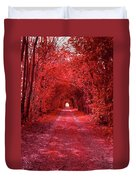 The Path 2 Duvet Cover