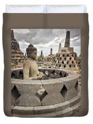 The Path Of The Buddha #4 Duvet Cover