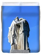 The Peace Monument Duvet Cover