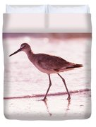 The Peace Piper Duvet Cover
