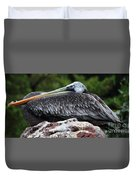 The Pelican Duvet Cover