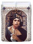 The Penitent Woman - Lgtpw Duvet Cover