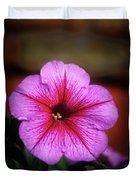 The Petunia Duvet Cover
