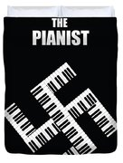 The Pianist Duvet Cover