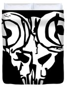 The Pick Of Destiny-01 Duvet Cover