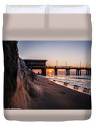 The Pier 2 Duvet Cover