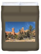 The Pillars Duvet Cover
