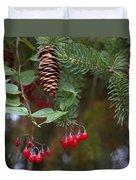 The Pine Duvet Cover
