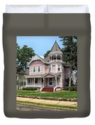 The Pink House 2 Duvet Cover