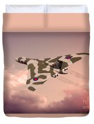 The Pink Lady Duvet Cover