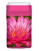 The Pinkest Of Pinks Duvet Cover