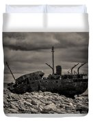 The Plassey Duvet Cover
