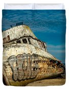 The Point Reyes Beached Duvet Cover