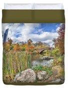 The Pond Duvet Cover