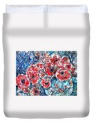 The Poppies Duvet Cover