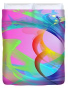 The Power And Positive Energy, 26 Duvet Cover