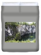 The Power Of Nature Duvet Cover