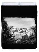 The Presidents Four Duvet Cover