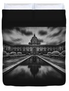 The President's Palace Duvet Cover