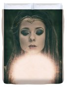 The Prophecy Duvet Cover