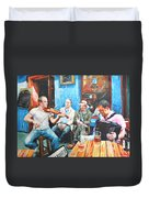 The Quay Players Duvet Cover