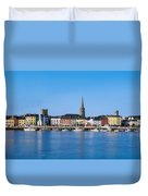 The Quays, Wexford, County Wexford Duvet Cover