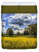 The Quiet Farm Duvet Cover