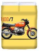 The R100 1976 Duvet Cover