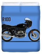 The R100 1984 Duvet Cover