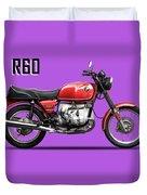 The R60 1978 Duvet Cover