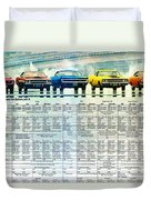 The Rapid Transit System - If You Can't Beat The System Join It. Duvet Cover