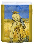 The Reaper Duvet Cover by Vincent van Gogh