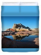 The Reflecting Pool Duvet Cover