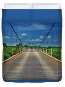 The Regency Bridge 3 Duvet Cover