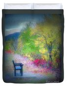 The Resting Place Duvet Cover