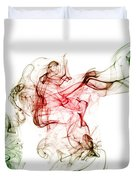 The Riders Heart Duvet Cover