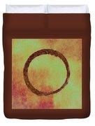 The Ring Duvet Cover