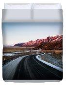 The Ring Road Duvet Cover