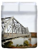 The Rip Van Winkle Bridge 4 Duvet Cover