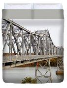 The Rip Van Winkle Bridge 5 Duvet Cover
