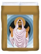 The Risen Christ 014 Duvet Cover