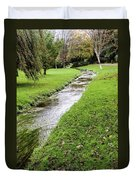 The River Bourne Duvet Cover