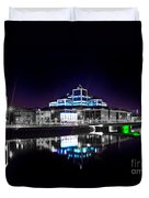The River Liffey Reflections 2 V2 Duvet Cover