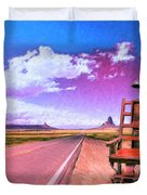 The Road To Perdition Duvet Cover